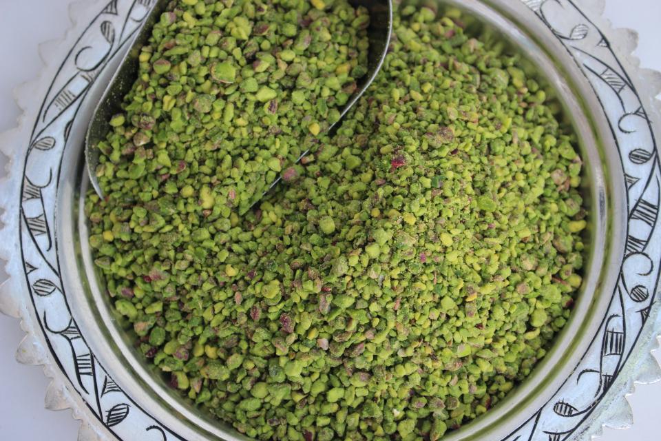 Boz İç Pirinç Antep Fıstık (250 Gr)
