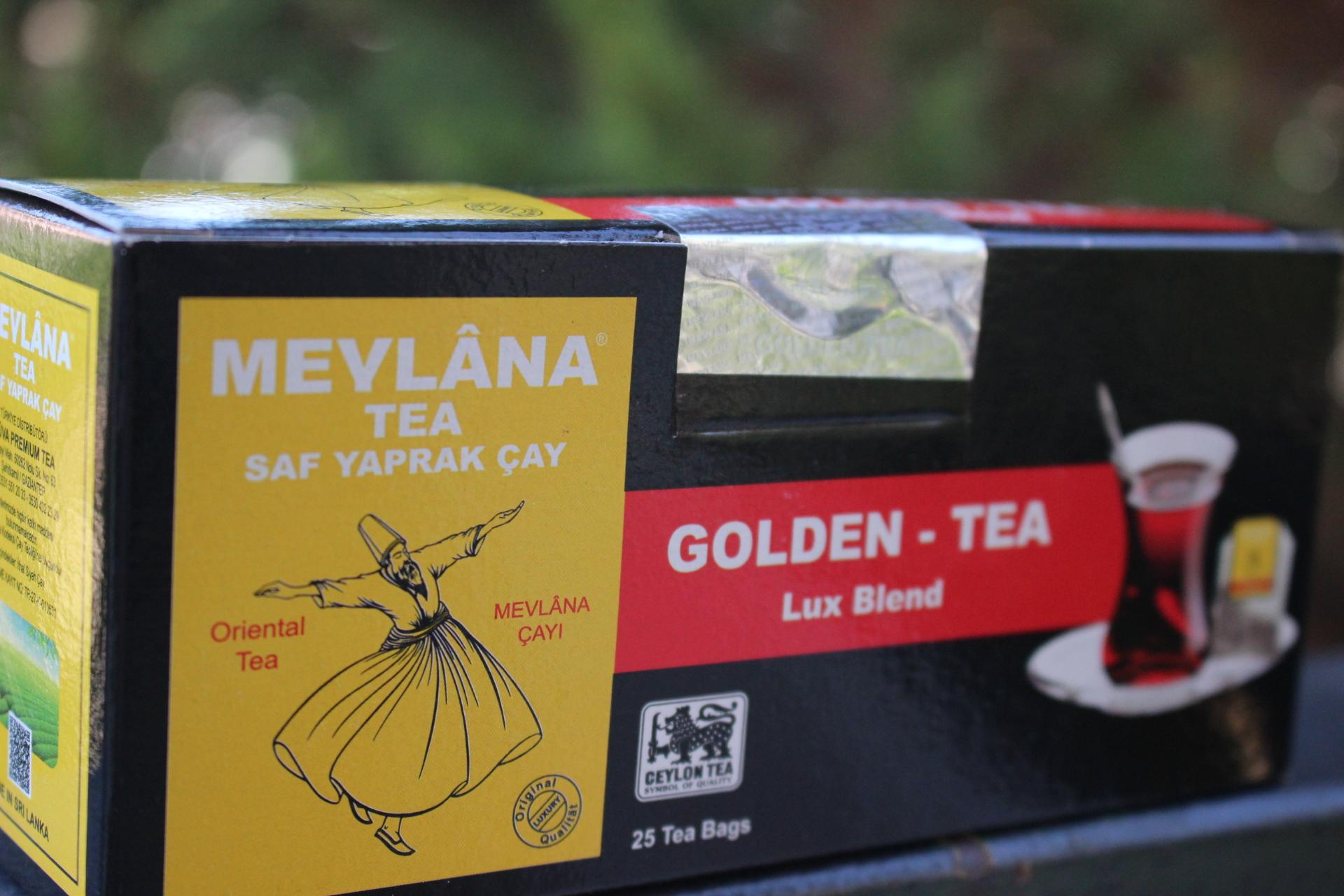 Mevlana Süzme Poşet Çay ( 25 adet )