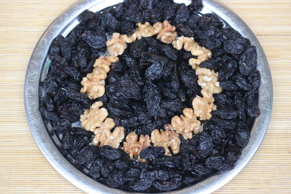Kilis Karası Siyah Üzüm (500 GR)