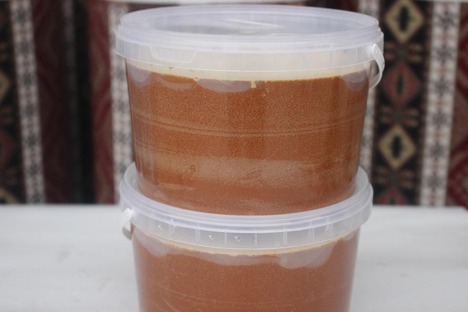 Katı Üzüm Pekmezi (2 Kg)