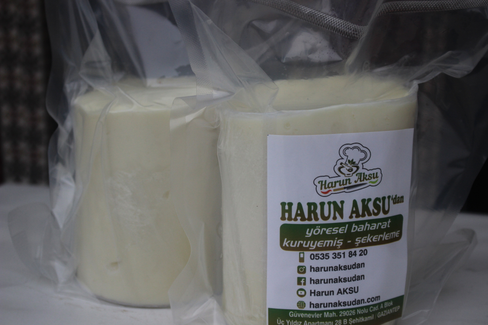 Vakumlu Künefelik Kaşar Peynir (1 Kg)