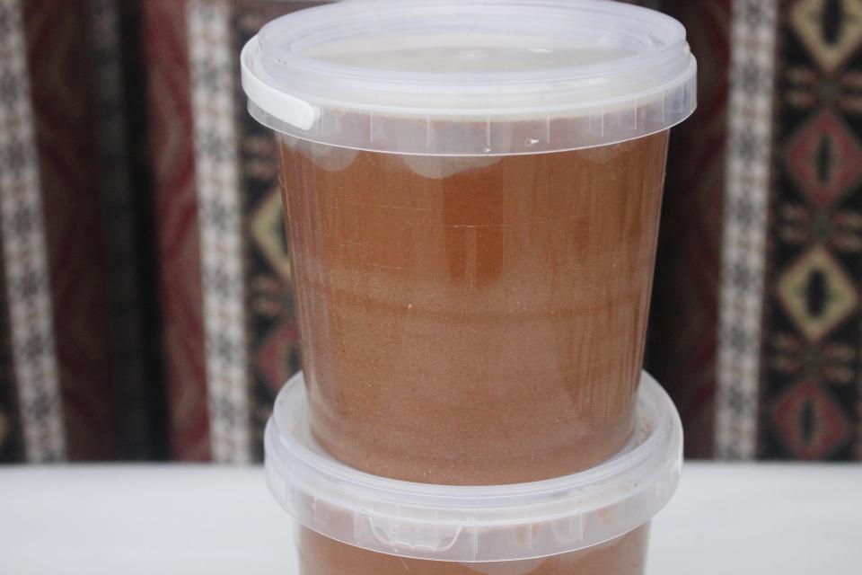 Katı Üzüm pekmezi (1.5 Kg)