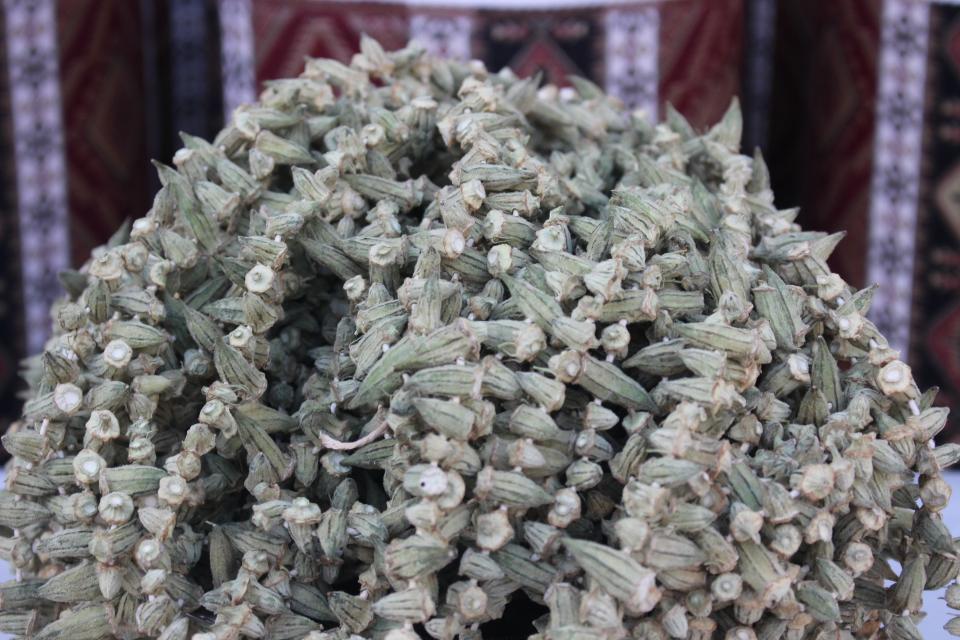 Kurutulmuş Bamya (250 GR)