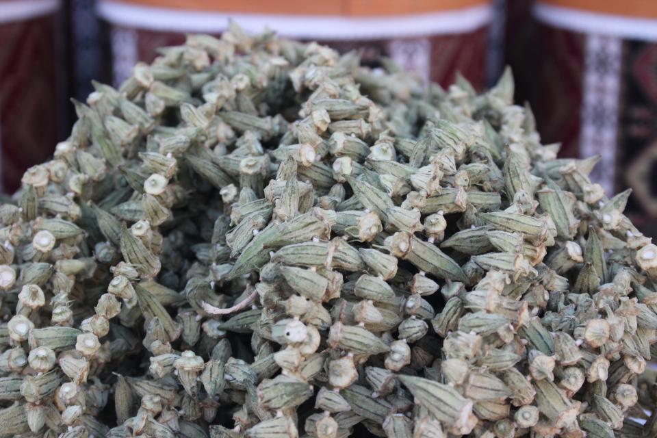 Kurutulmuş Bamya (500 GR)