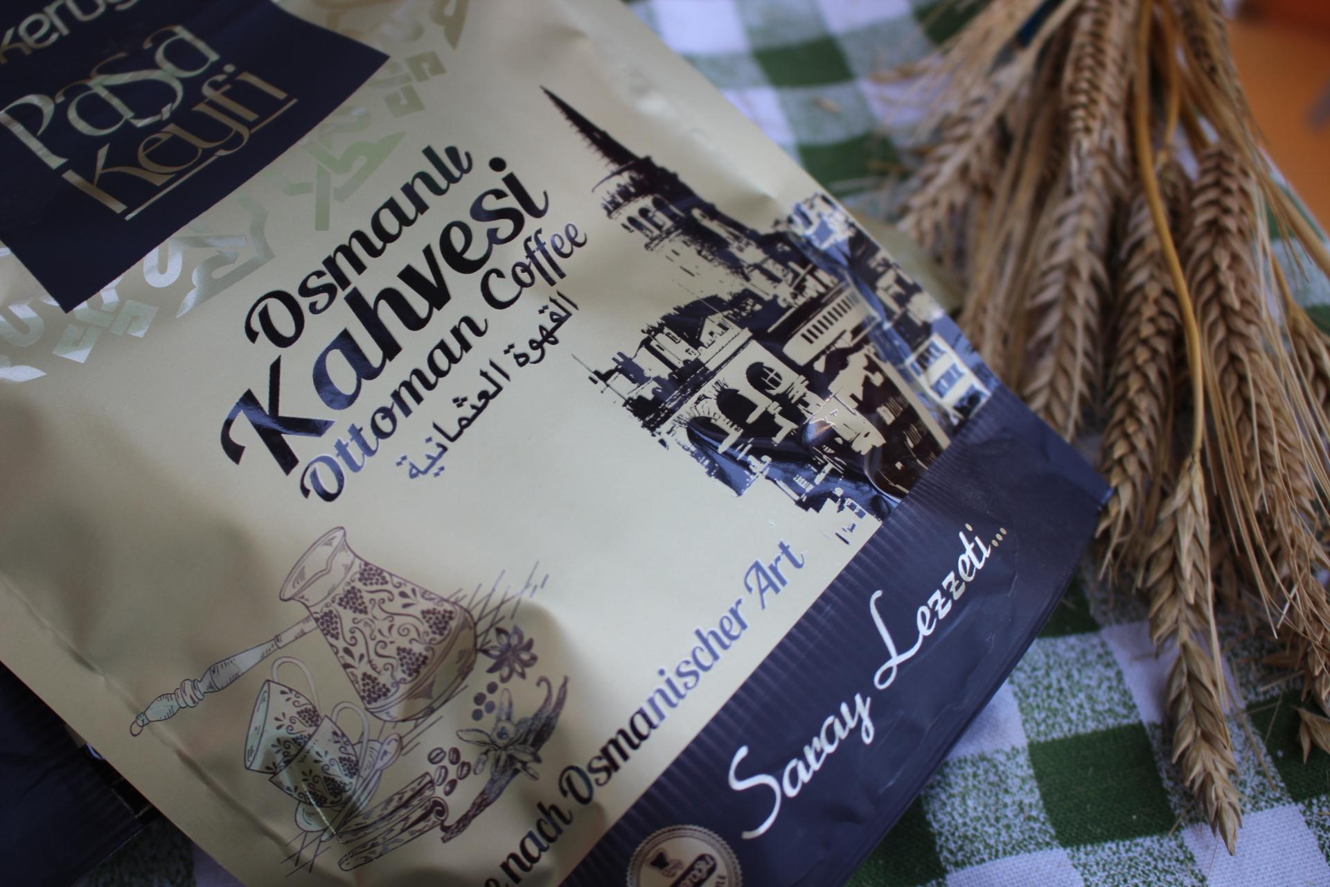Şekeroğlu Osmanlı Kahvesi ( 200 Gr)