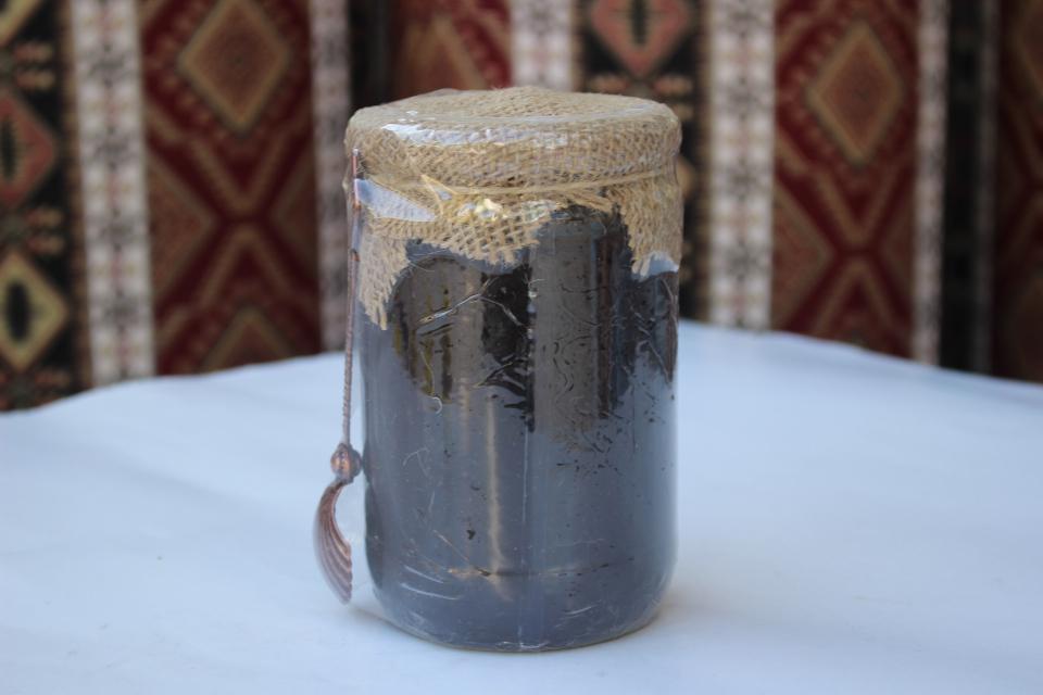 Melengiç Kahvesi Cam (600 GR)