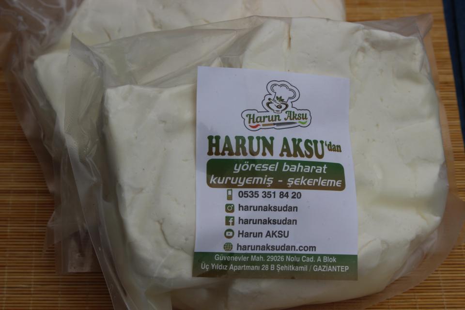 Vakumlu Künefelik Peynir (1 Kg)