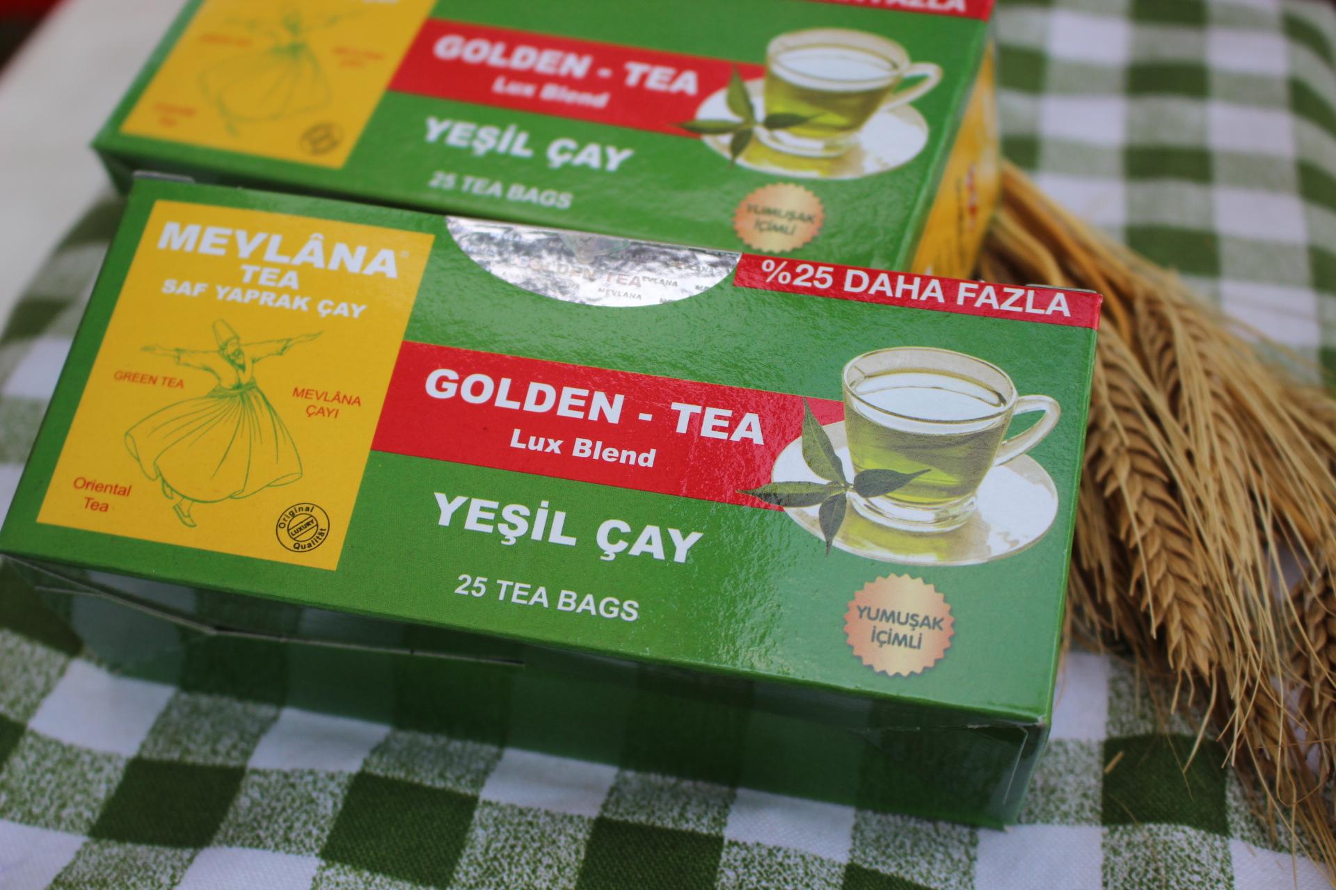 Mevlana Sallama Yeşil Çay ( 25 Adet )