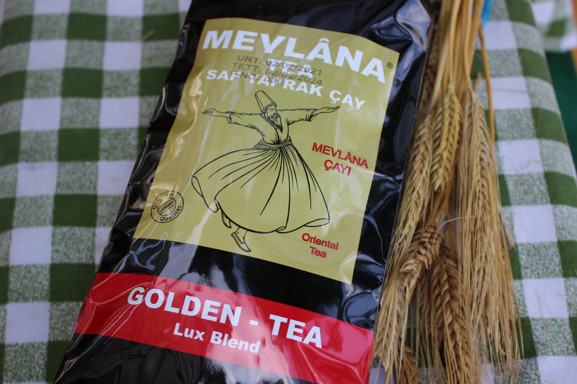 Mevlana Siyah Çay ( 400 Gr)