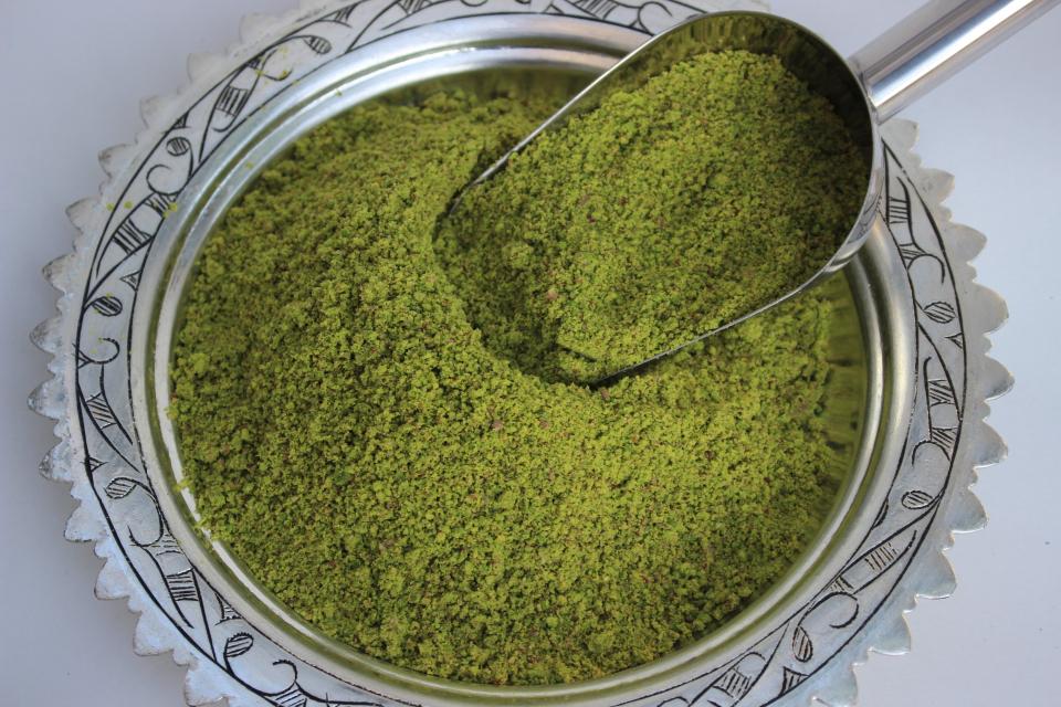 Boz İç Toz Antep Fıstık (500 Gr)
